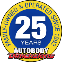 Autobody Dimensions - Family-Owned and Operated Since 1992